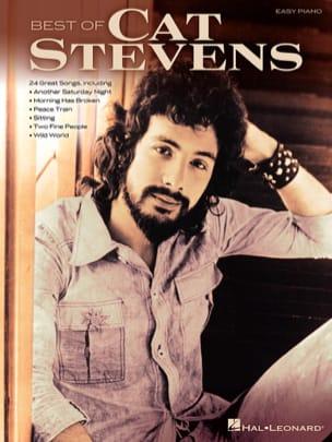 Best Of Cat Stevens - Easy Piano Cat Stevens Partition laflutedepan