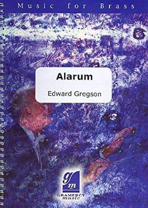 Alarum - Edward Gregson - Partition - Tuba - laflutedepan.com
