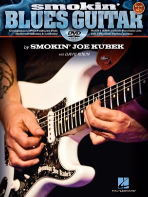 Smokin' Joe Kubek & Dave Rubin - Smokin' Blues Guitar: Guitar Educational - Partition - di-arezzo.fr