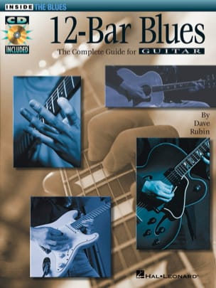 Dave Rubin - 12-Bar Blues - The Complete Guide for Guitar - Sheet Music - di-arezzo.co.uk