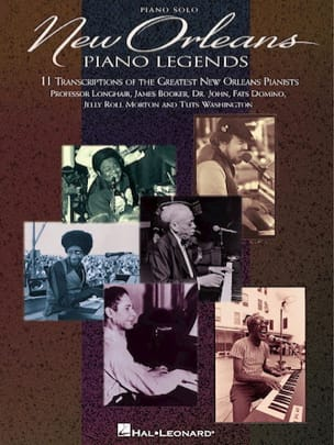 - New Orleans - Piano Legends - Partitura - di-arezzo.it