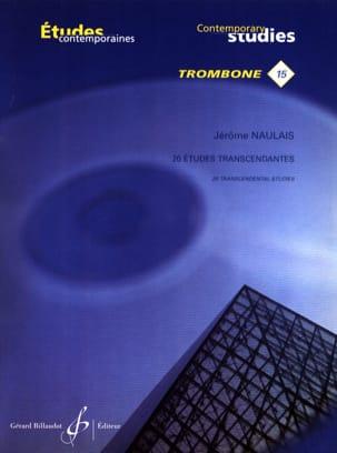 Jérôme Naulais - 15-20 Etudes transcendantes - Partition - di-arezzo.fr