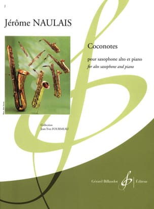 Jérôme Naulais - Coconotes - Sheet Music - di-arezzo.co.uk