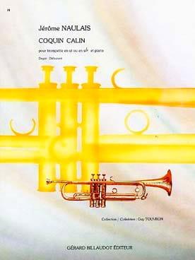 Jérôme Naulais - Coquin Calin - Partition - di-arezzo.fr
