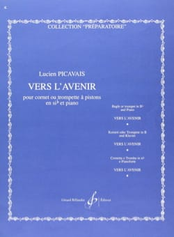 Lucien Picavais - Vers L'avenir - Partition - di-arezzo.fr