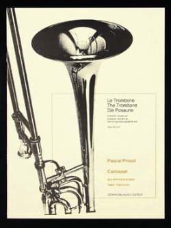 Pascal Proust - Carrousel - Partition - di-arezzo.fr