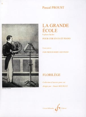 Pascal Proust - The Grande Ecole - 8 Easy Rooms - Sheet Music - di-arezzo.com