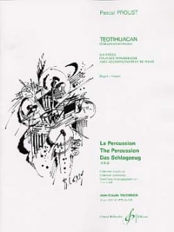 Pascal Proust - Teotihuacan - Sheet Music - di-arezzo.co.uk
