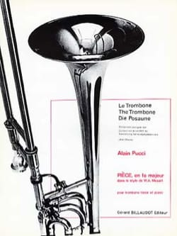 Alain Pucci - F Major Piece in Mozart Style - Sheet Music - di-arezzo.co.uk