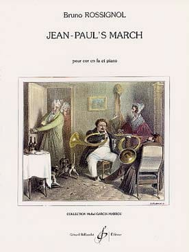 Bruno Rossignol - Jean-Paul's March - Sheet Music - di-arezzo.com