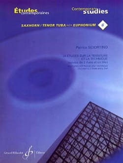 Patrice Sciortino - 24 Studies in the field of technology and technology - Sheet Music - di-arezzo.co.uk