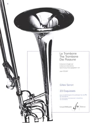 Gilles Senon - 23 Sketches - Sheet Music - di-arezzo.com