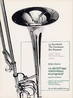 Gilles Senon - Methodical and Progressive Decryption Volume B - Sheet Music - di-arezzo.com