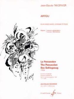 Jean-Claude Tavernier - artou - Partitura - di-arezzo.es