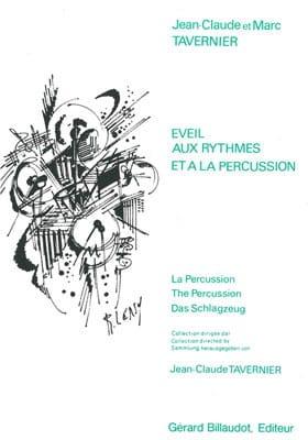 Jean-Claude Tavernier - Eveil aux rythmes et à la percussion - Partition - di-arezzo.fr