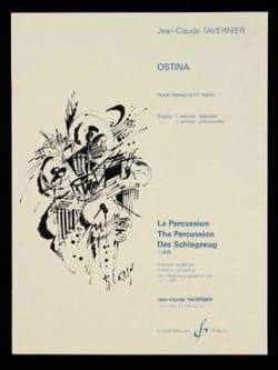 Jean-Claude Tavernier - Ostina - Noten - di-arezzo.de
