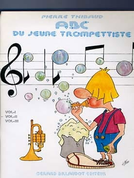 Pierre Thibaud - ABC of the Young Trumpeter Volume 2 - Sheet Music - di-arezzo.com