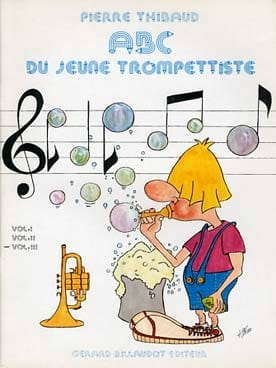Pierre Thibaud - ABC of the Young Trumpeter Volume 3 - Sheet Music - di-arezzo.com