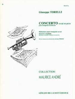 Giuseppe Torelli - Concerto In D Major - Sheet Music - di-arezzo.co.uk