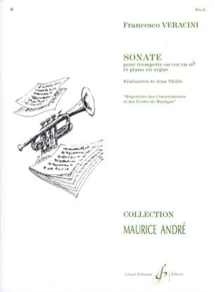 Francesco Veracini - Sonate - Partition - di-arezzo.fr
