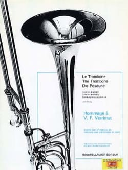 V.F. Verrimst - Tribute to VF Verrimst - Sheet Music - di-arezzo.co.uk