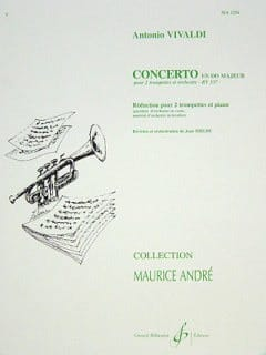 VIVALDI - Concerto In C Major - Sheet Music - di-arezzo.com