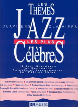 The Most Famous Jazz Themes - Sheet Music - di-arezzo.co.uk