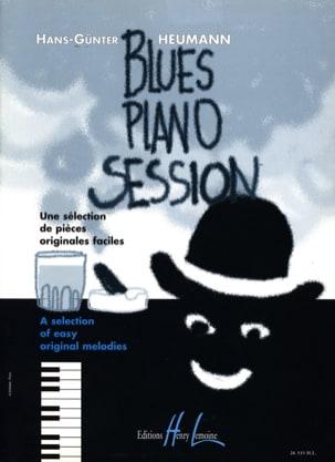 Blues Piano Session - Hans-Günter Heumann - laflutedepan.com