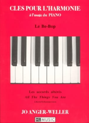 Jo Anger-Weller - Keys for Harmony - the Be-Bop - Sheet Music - di-arezzo.co.uk