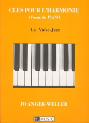Jo Anger-Weller - Keys For Harmony - The Jazz Waltz - Sheet Music - di-arezzo.co.uk
