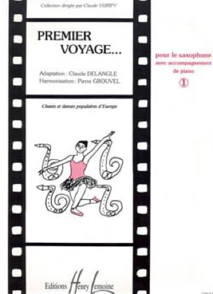- Premier Voyage Volume 1 - Partition - di-arezzo.fr