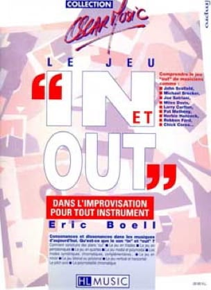 Eric Boell - In-Out Game in Improvisation - Sheet Music - di-arezzo.com