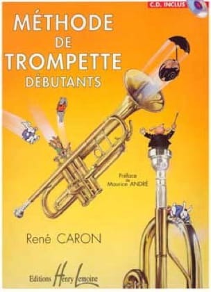 René Caron - Trumpet method - Sheet Music - di-arezzo.co.uk