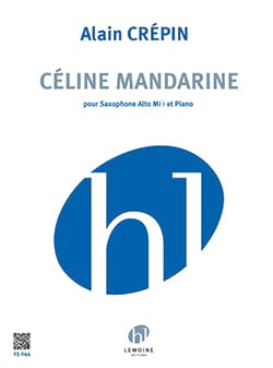 Alain Crepin - Celine Mandarin - Sheet Music - di-arezzo.co.uk