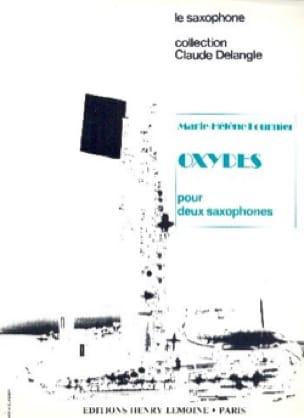 Marie-Hélène Fournier - Oxydes - Partition - di-arezzo.fr