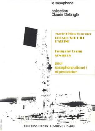 Fournier Marie-Hélène / Cornu F. - Regard Sur L'ile D'alcine / Sentiers - Partition - di-arezzo.fr