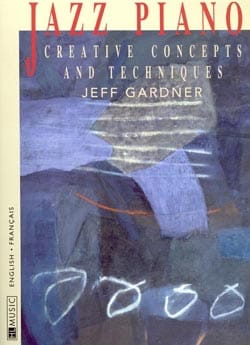 Jeff Gardner - Jazz Piano - Partition - di-arezzo.fr