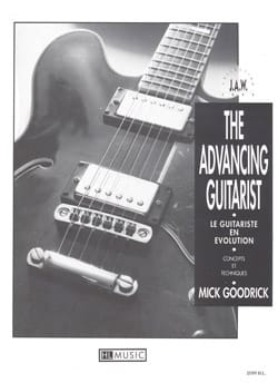 Mick Goodrick - The Advancing Guitarist - Edición francesa - Partitura - di-arezzo.es