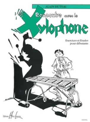 Huteau - Meeting with the Xylophone - Sheet Music - di-arezzo.com