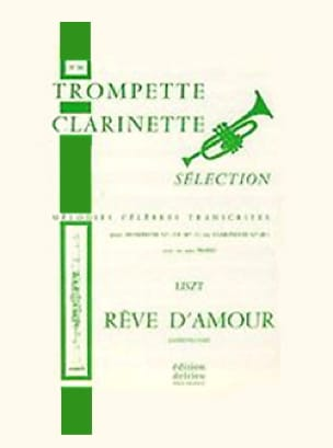 Rêve d'Amour - Franz Liszt - Partition - Trompette - laflutedepan.com