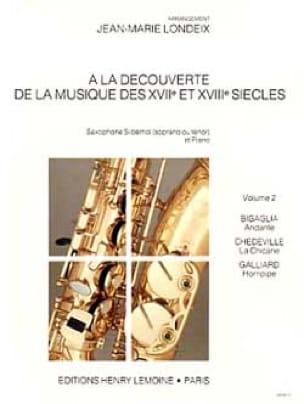 - A La Découverte Volume 2 - Partition - di-arezzo.fr