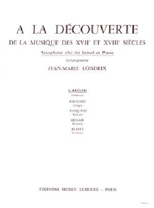 - A La Découverte Volume 3 - Partition - di-arezzo.fr