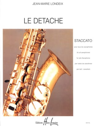 Londeix - Detached - Sheet Music - di-arezzo.com