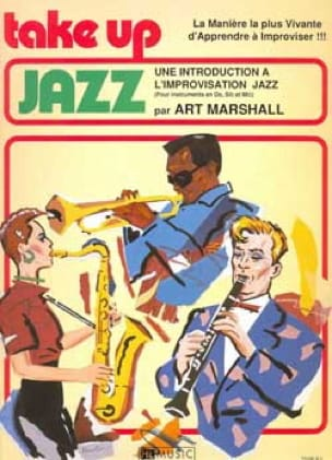 Art Marshall - Take Up Jazz En Français - Partition - di-arezzo.fr