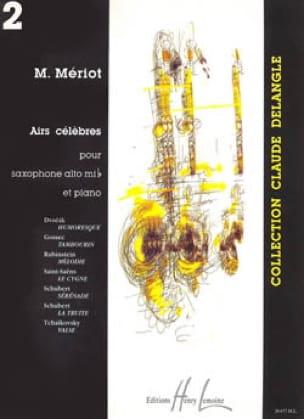- Airs Célèbres Volume 2 - Partition - di-arezzo.fr