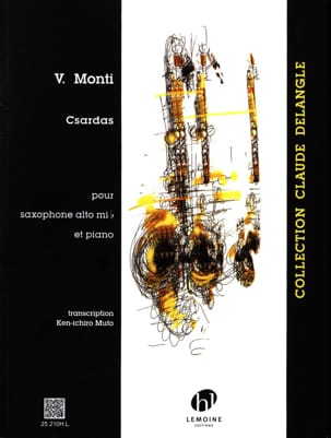 Vittorio Monti - Czardas - Partition - di-arezzo.fr