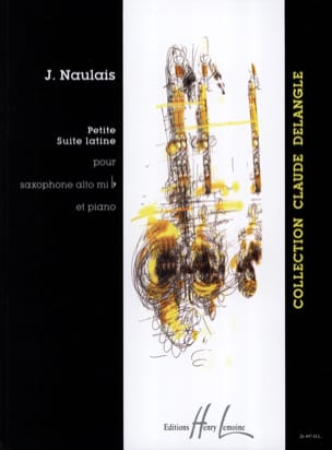 Jérôme Naulais - Piccola suite latina - Partitura - di-arezzo.it