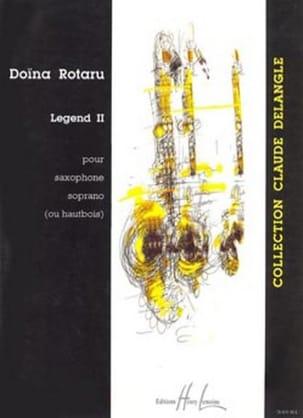 Doïna Rotaru - Legend II - Partition - di-arezzo.fr