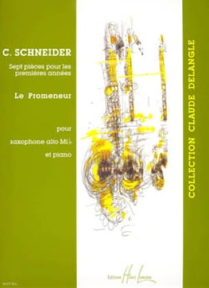 Catherine Schneider - The Walker - Partitura - di-arezzo.es