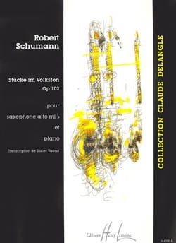 SCHUMANN - Stücke Im Volkston Opus 102 - Partitura - di-arezzo.es